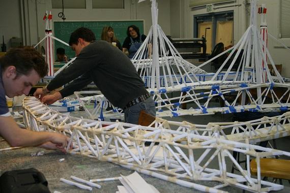 Бумажный мост